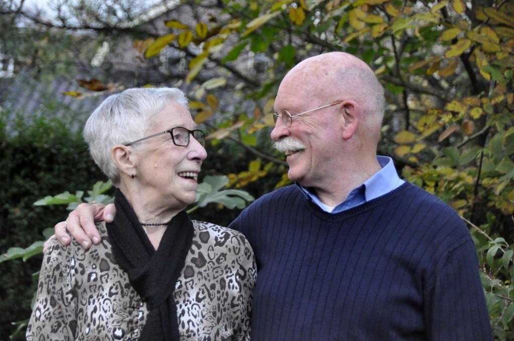 Lize en Fred de Vries.