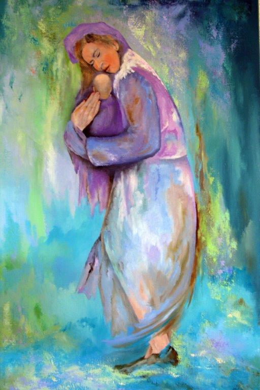 schilderij-de-vluchteling