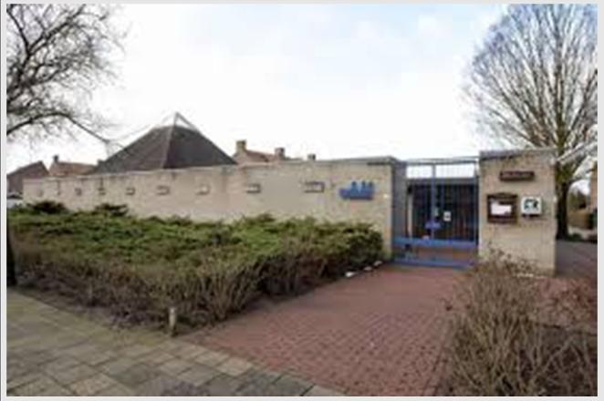 Kerkelijk centrum Odulf is tijdelijk het onderkomen voor de diensten van NGK De Ontmoeting en Kerk aan het Plein.